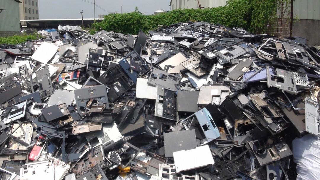Basura electrónica: un problema de grandes dimensiones
